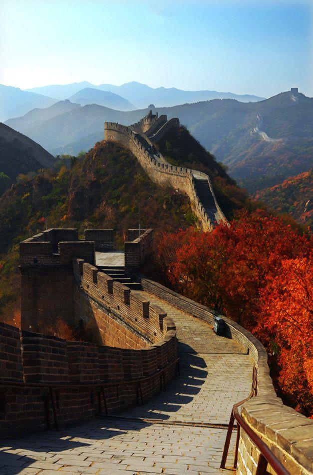 Great Wall 万里长城
