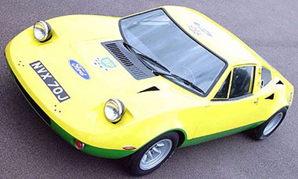 Ford GT70 1970