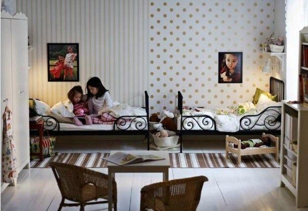 Carta Da Parati Per Camerette Ragazzi : Carta da parati per bambini nel casa arredamento