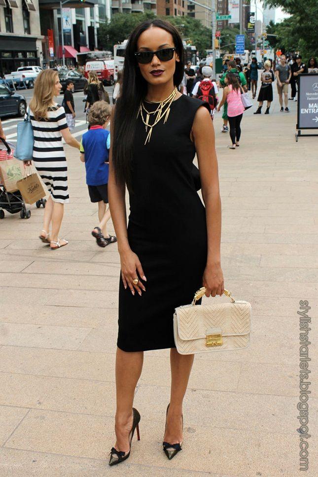 Stylish Starlets: Style Spotlight: Selita Ebanks