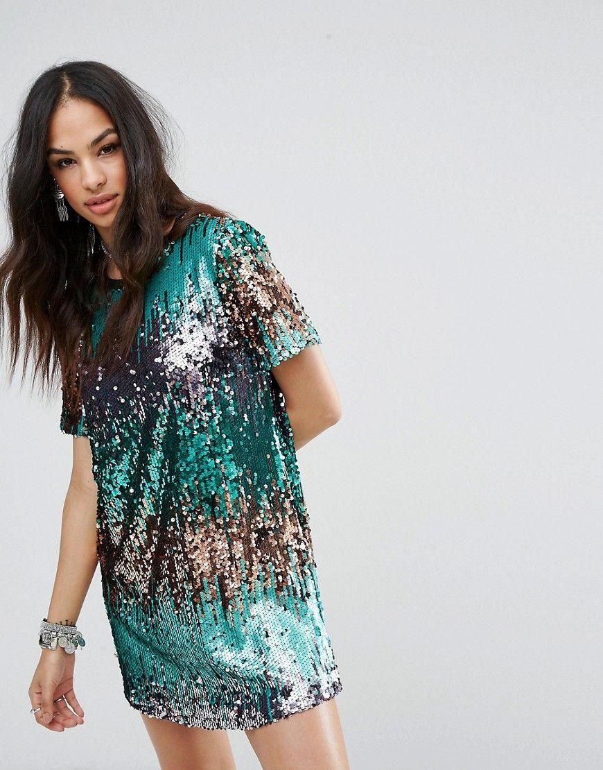 1de962a7885b ¡Consigue este tipo de vestido informal de Missguided ahora! Haz clic para  ver los