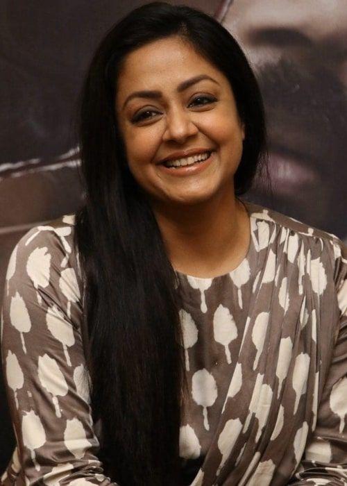 Jyothika Height, Weight, Age, Body Statistics   Celebs ...