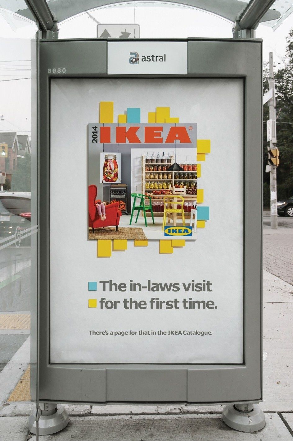 IKEA: In-laws | Outdoor AD | Pinterest
