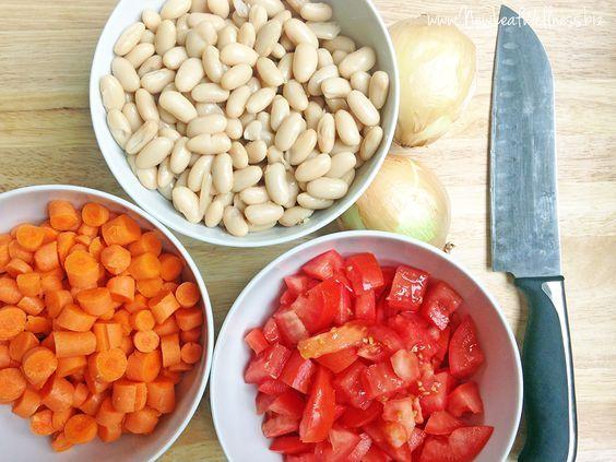 Six crockpot soup freezer meals in one hour - New Leaf Wellness