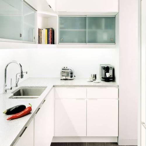 Corner Cabinets For A Small Kitchen Space The Interior Design