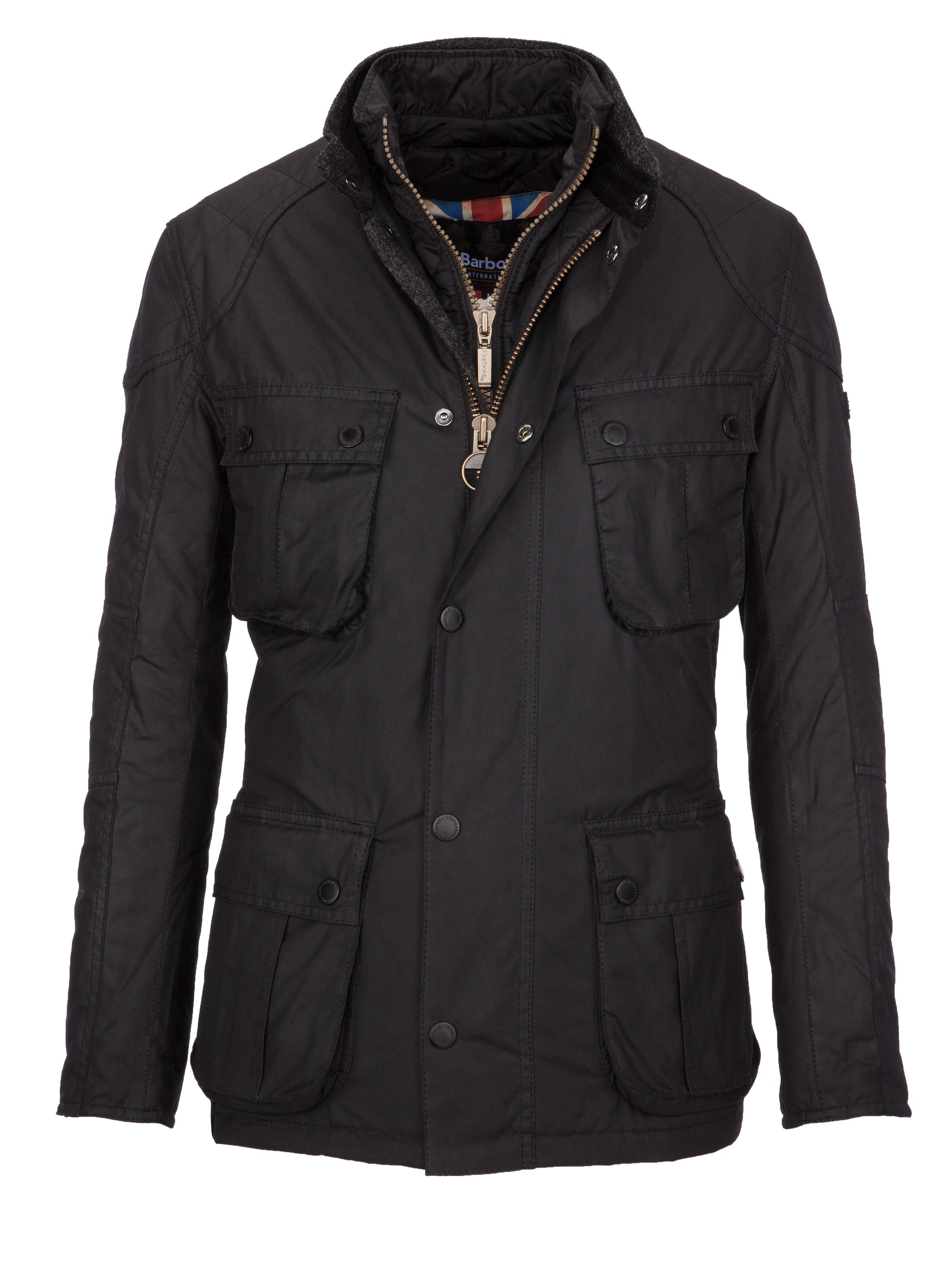 Barbour winterjacke sale