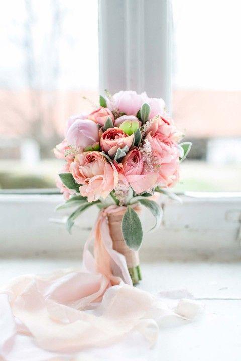 Ein Hochzeitstraum aus Rosa & Gold - Hochzeitswahn - Sei inspiriert