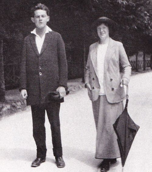 Egon Schiele And Valerie Neuzil Expressionismus Kunstler Maler