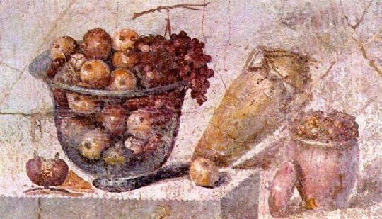 illuminations: A tavola con l'antica Roma