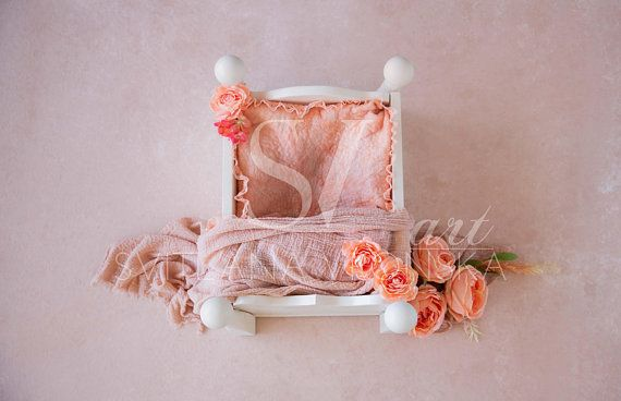Baby Bed Photography Prop