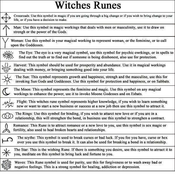 Witches Runes Spiritual Pinterest Runes Witches And Symbols