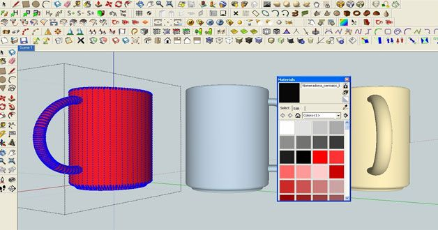 Sketchup Paint Bucket Customized Textures httpwww