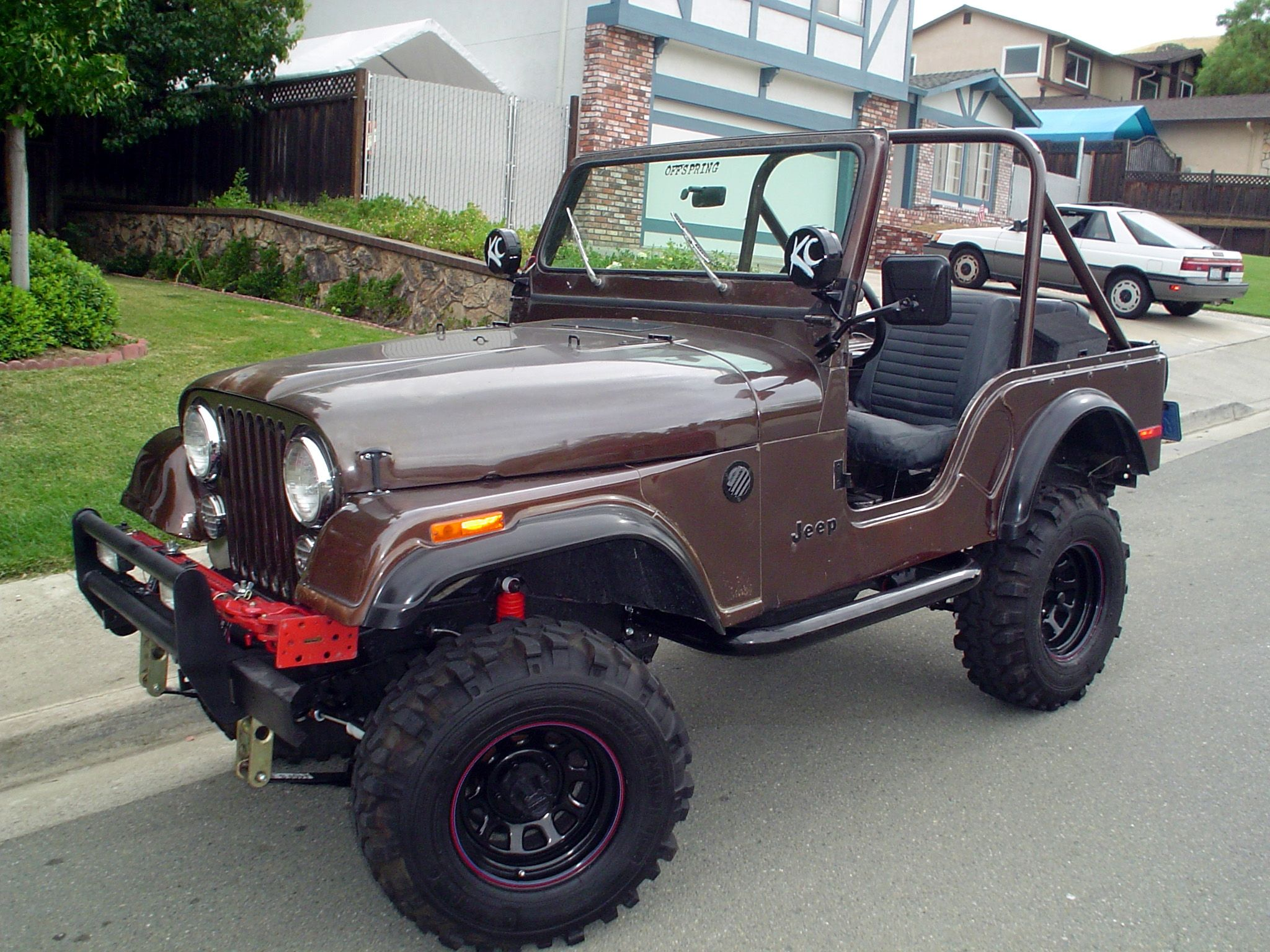jeep cj5 - Buscar con Google | Restauración jeep KORANDO K4D | Pinterest