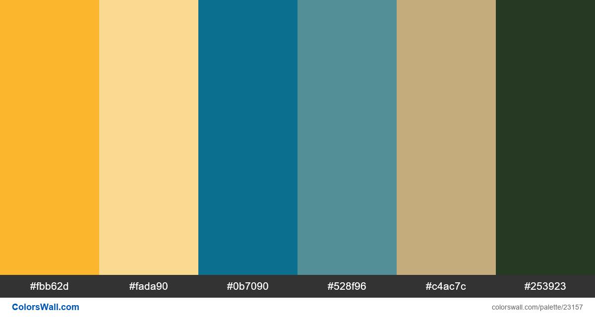 Cat Yellow Colour Code Designs Trend