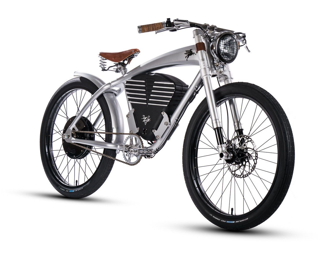 Vintage Electric Bikes Teams Up With Porsche Customizer Rod Emory Electric Bicycle Electric Bike Best Electric Bikes