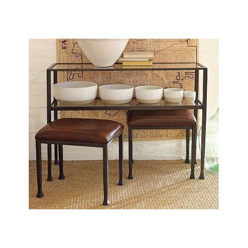 Amazon Com Pottery Barn Tanner Console Table Sofa Tables Sofa Tables Pottery Barn Sofa Reclaimed Wood Console Table