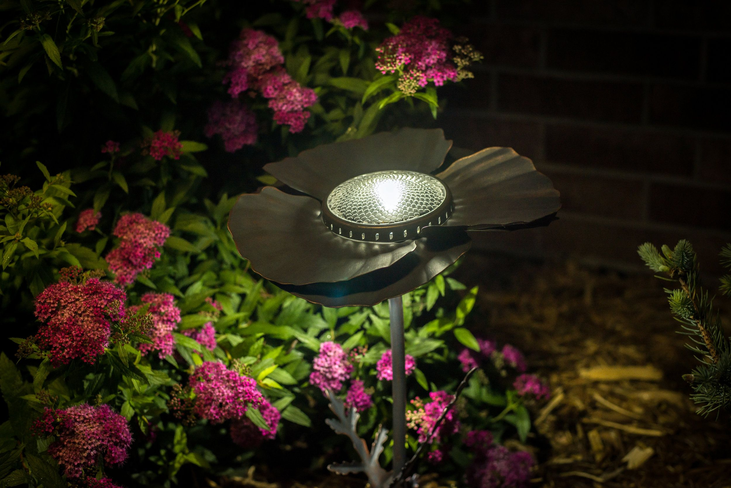 Light Up Any Garden Pathway Planter Flower Box And More With This Powerful Put Anywhere Light Solar Garden Lanterns Solar Lights Best Solar Lights