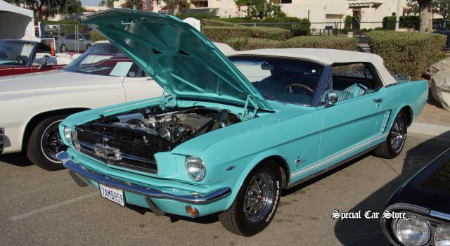1965 Ford Mustang Convertible Sold At Mccormick S Collector Car