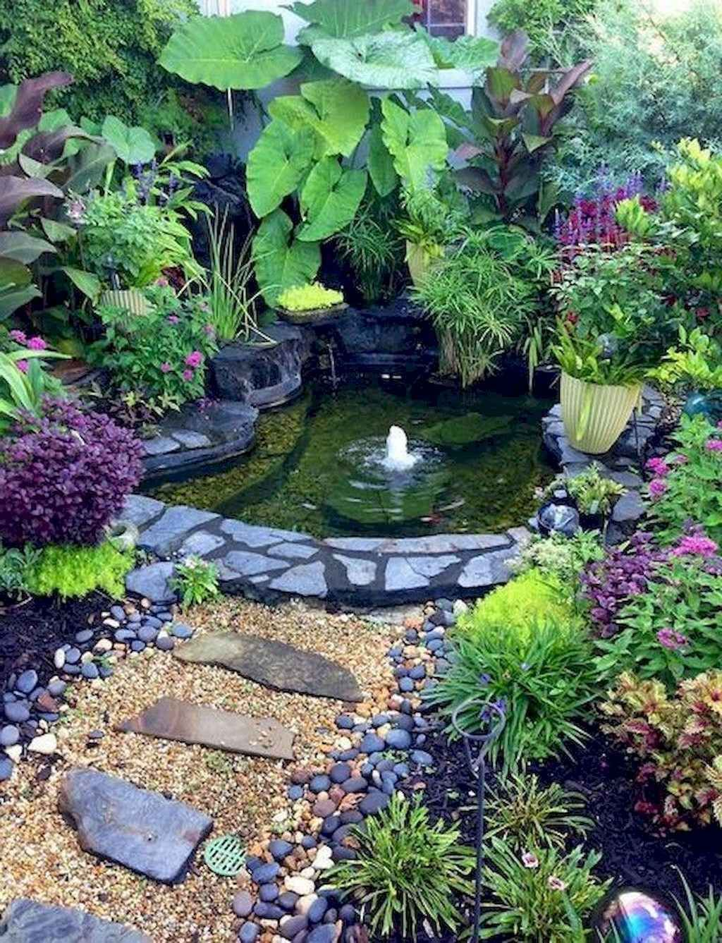 60 Gorgeous Backyard Ponds and Water Garden Landscaping ...