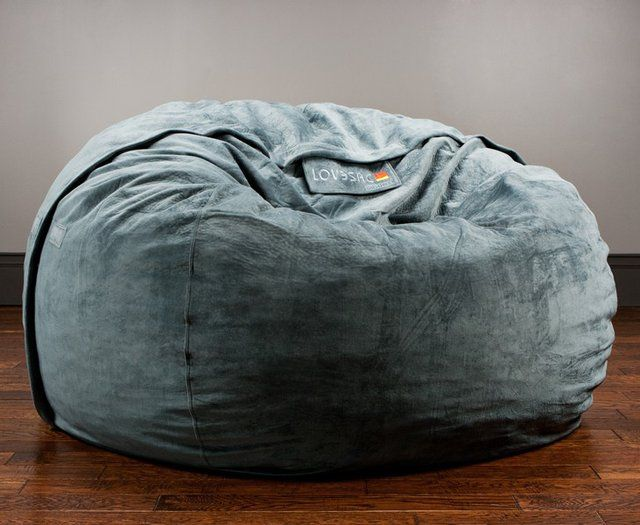 Super Giant Humongo Bean Bag Couch Aka The One Oversized