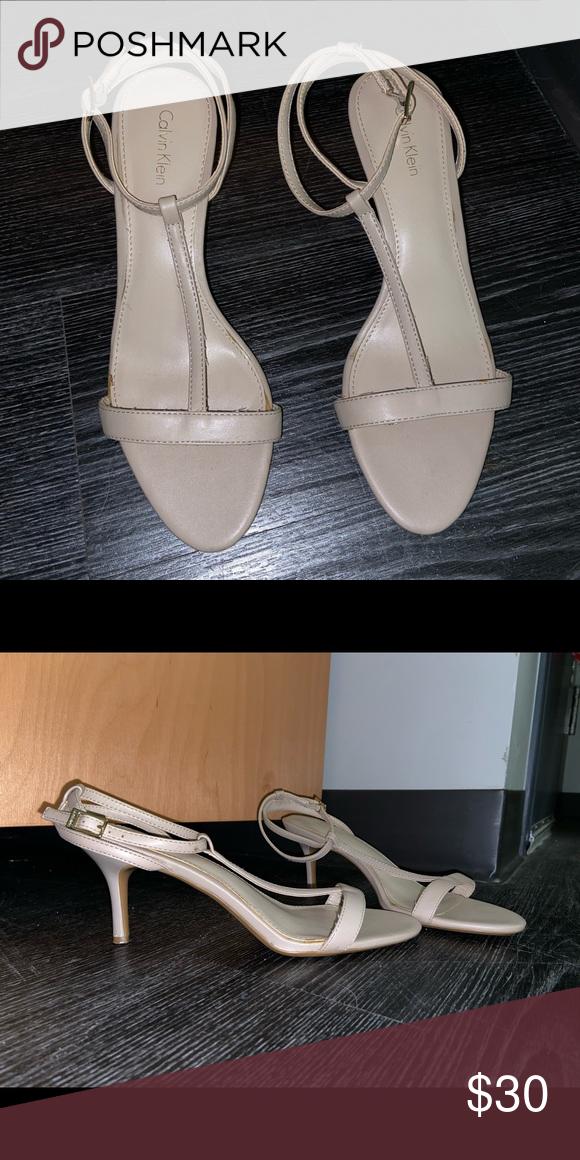 Calvin Klein heels | Shoes women heels