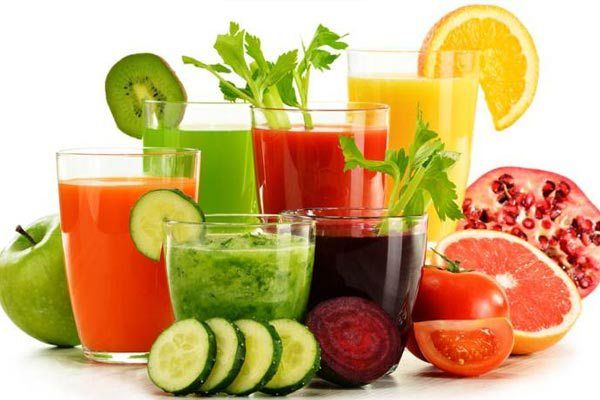 Detox diet over the symptoms of fibromyalgia