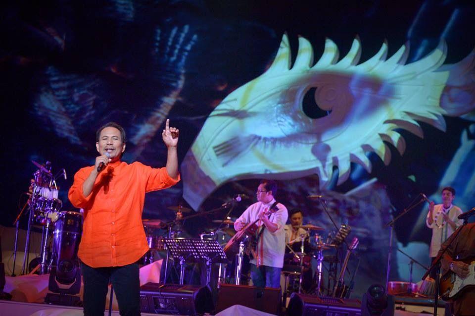 Konsert Kembara Hati Emas di Istana Budaya 21-23 November