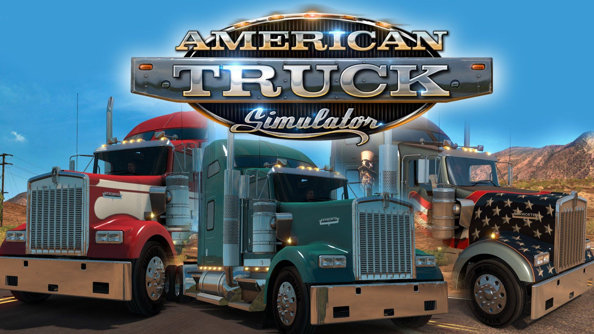 American Truck Simulator Download Link With Images American