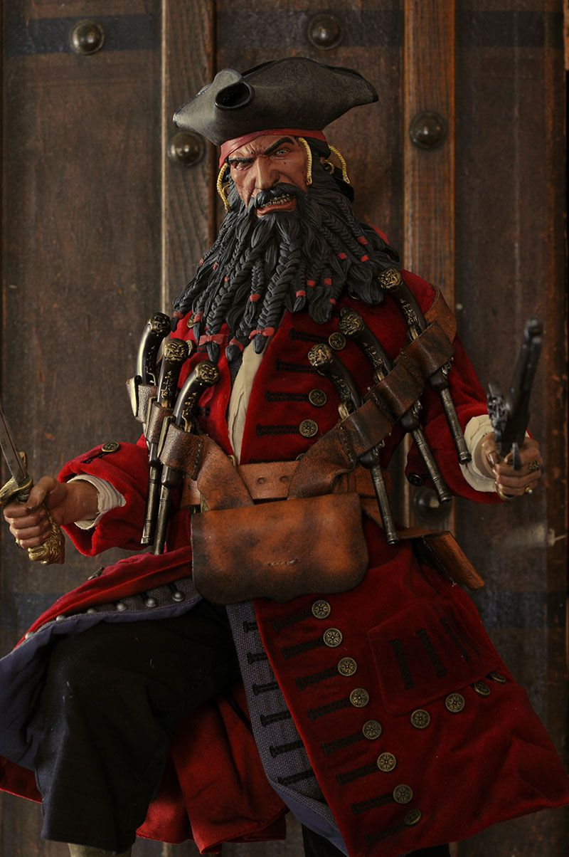 blackbeard pirate - Buscar con Google
