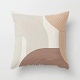 Mid Century Throw Pillows For Any Room Or Decor Style Society6 In 2020 Midcentury Throw Pillows Modern Throw Pillows Couch Throw Pillows