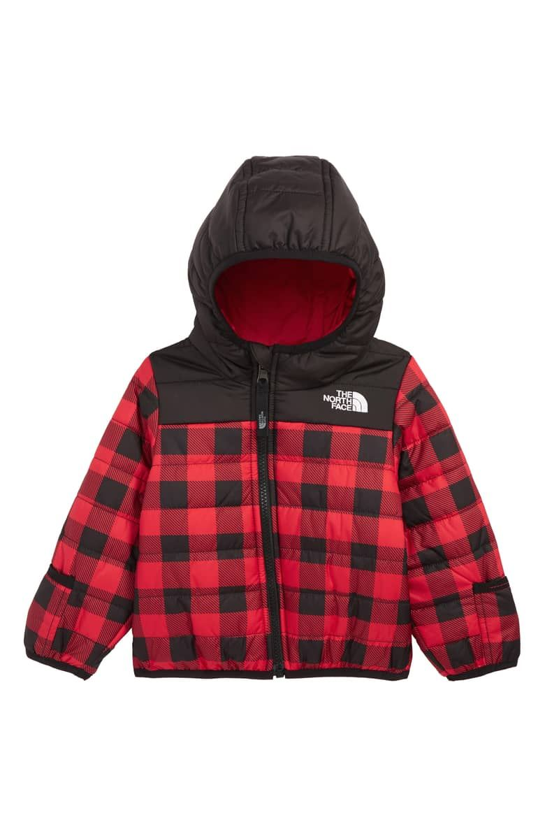 The North Face Perrito Reversible Water Repellent Heatseeker Insulated Jacket Baby Nordstrom Boy Clothes Youth Baby Boy Fashion Winter Baby Girl Boutique Clothing [ 1196 x 780 Pixel ]