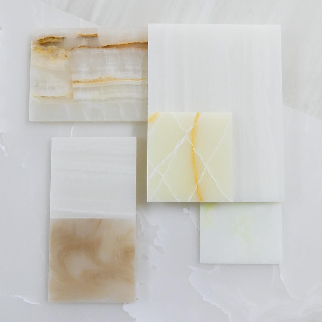A Selection Of Beautiful Faux Translucent Stones Because Of Its