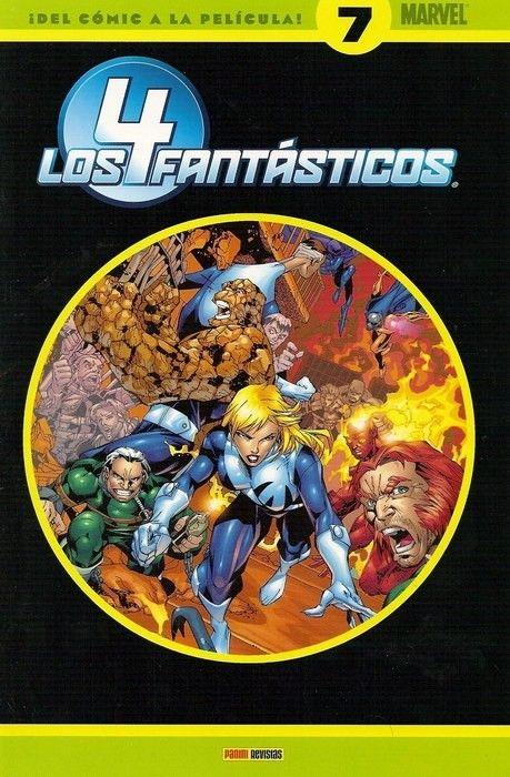 4 Fantásticos (Los) - Coleccionable Los 4 Fantásticos -7- Coleccionable Los 4 Fantásticos 7