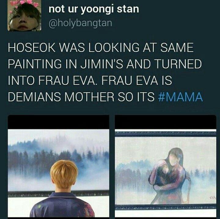 wAIT SO WHO IS FRAU EVA