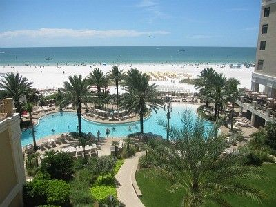 Sandpearl Resort Clearwater Beach Vacation Review