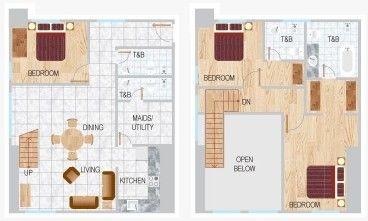 Eton Residences 3 Bedroom Unit Floor Plan Manila Condo Realestate Www Mymanilacondo Com Condos For Sale Living Room Windows Luxury Condo