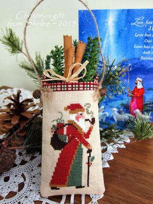Stitching Dreams: December 2013