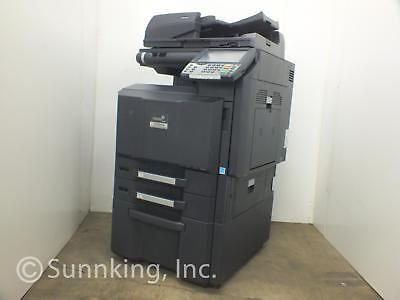 Kyocera Taskalfa 3500i Laser Printer Copier Scan All In One