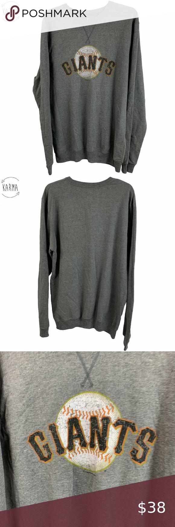 San Francisco Giants Sweater Womens Size 2xl B07 Sweaters For Women Sweaters Pullover Sweaters [ 1740 x 580 Pixel ]