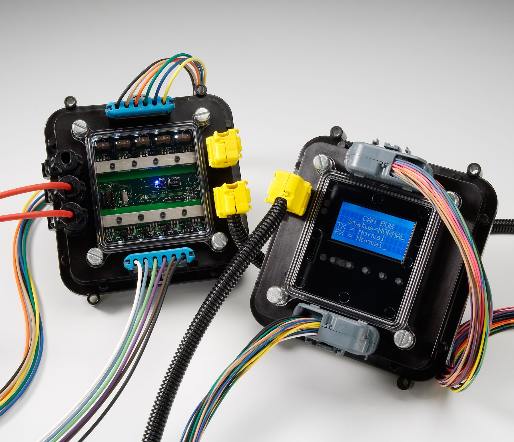 Alston Racing introduces a new, pre-configured wiring kit that makes  powering up a chassis-based race car a snap. The Alston Electronics Power  Drag Racing ...