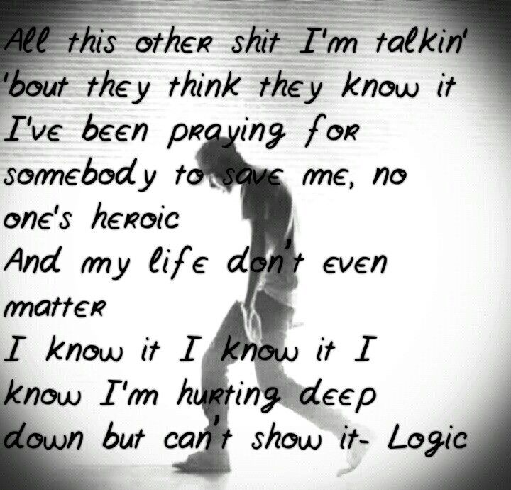 Logic-1-800 | lyrics for the soul | Pinterest | Songs