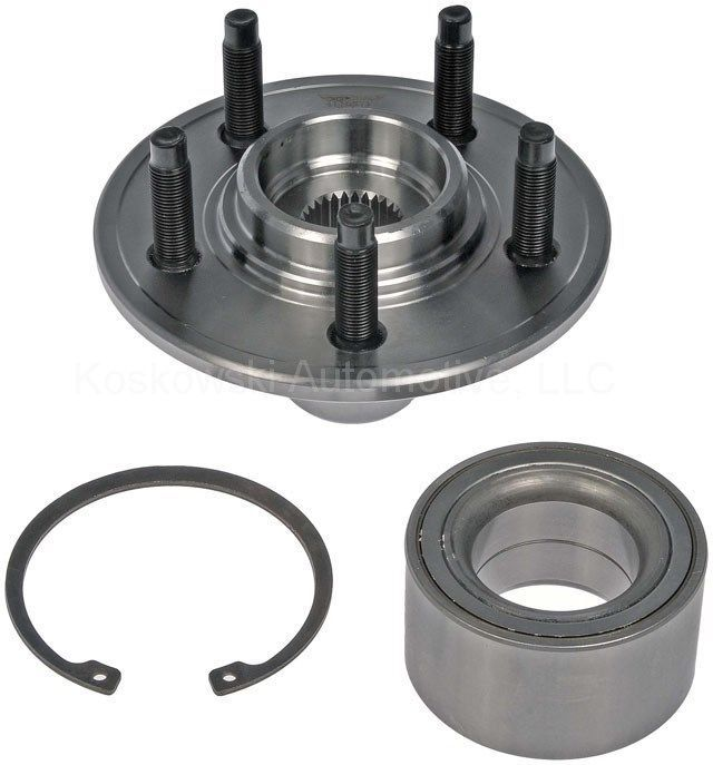 Ford Explorer Wheel Hub Bearing Assembly Dorman 4110371 1l2z 1109 Aa 3l2z1109aa Alloy Wheels Repair Ford Explorer Replacement Wheels