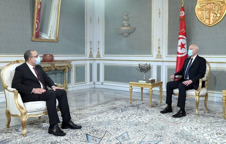 في علاقة بالتحوير الحكومي رئيس الجمهورية يؤكد للمشيشي ضرورة عدم الخضوع لأي شكل من أشكال الابتزاز والمقايضة In 2021 Browsing History Tunisia History