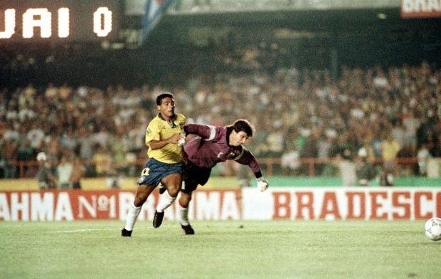 Image result for uruguay vs brasil 1993