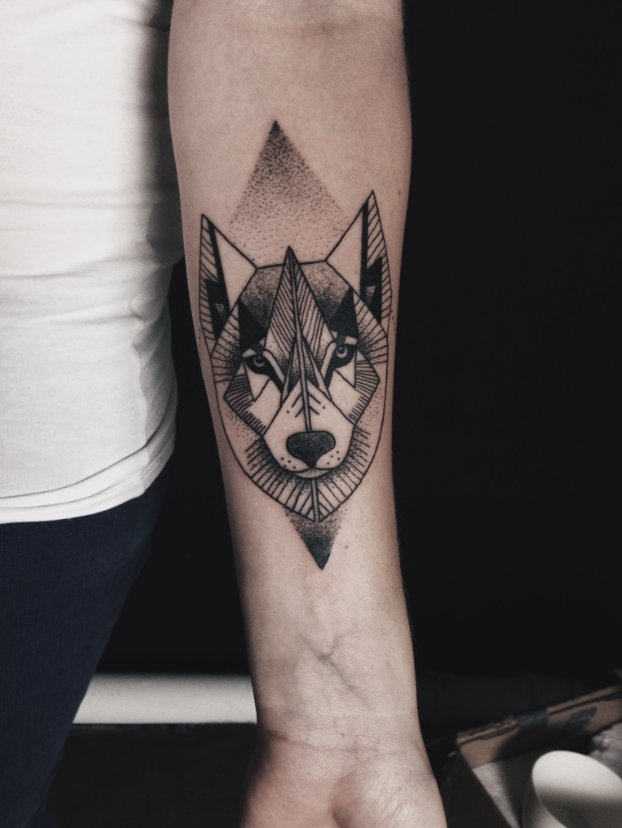 Pin by Felipe Torres on Wolf Tattoo | Pinterest | Wolves ...