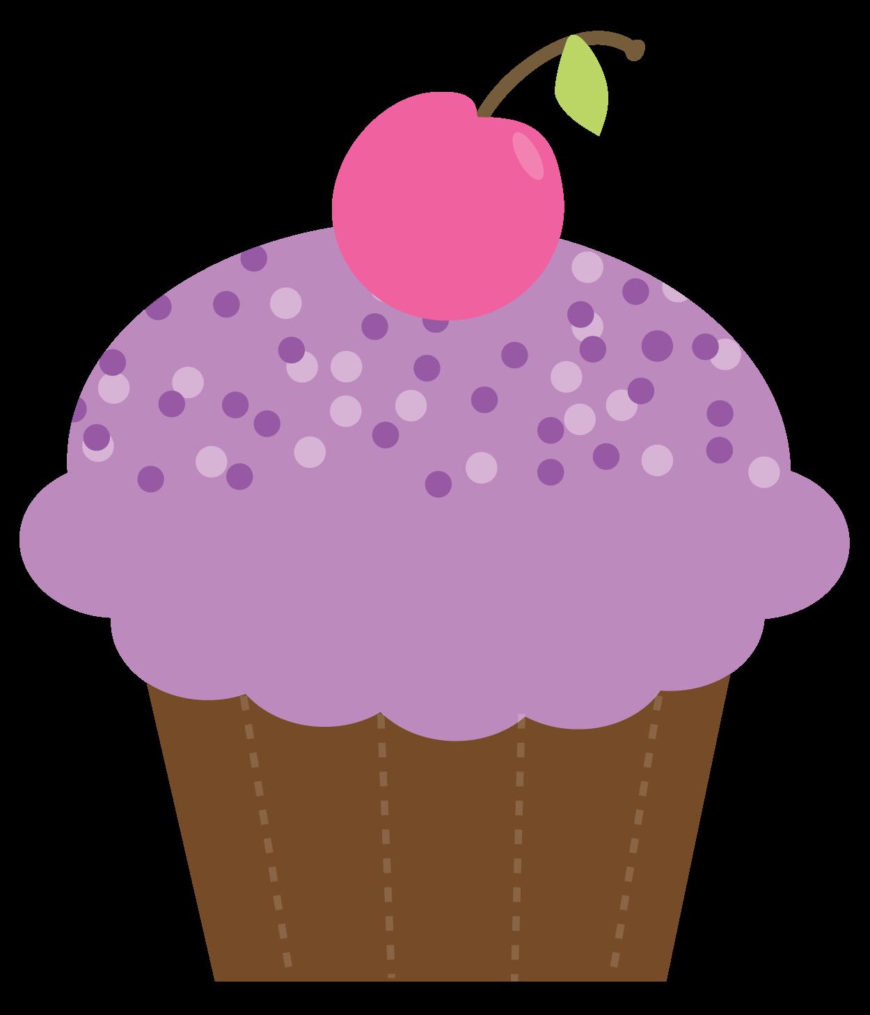 Cupcake Clip Art | Nápady do školky RŮZNÉ | Pinterest ...