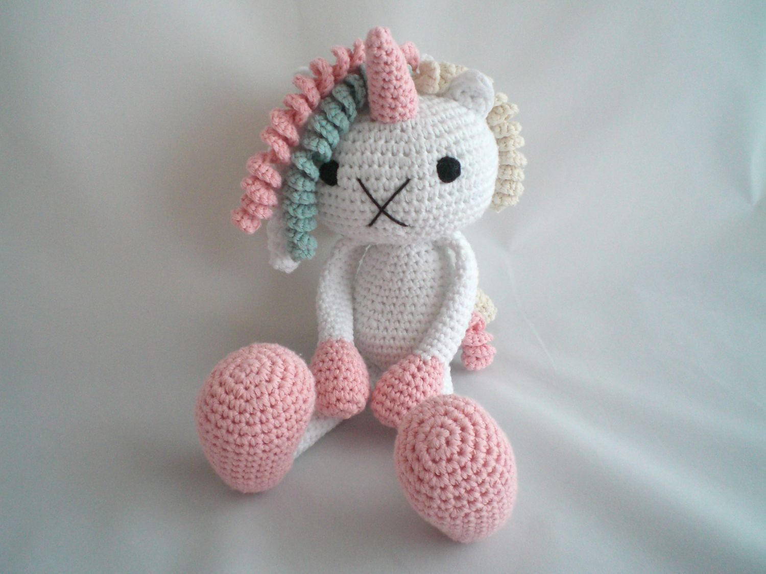 Unicorn toys images  Crochet Unicorn  Amigurumi Unicorn  Crochet Plush Unicorn Toy