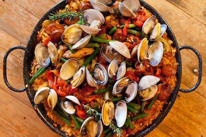 Paella Valenciana - G-Free Foodie