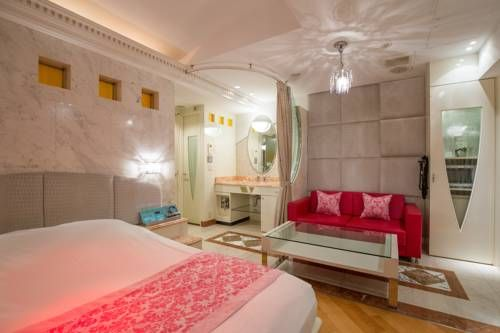 Hotel Spa An Shinjuku Kabukicho Adult Only Tokyo Situated In