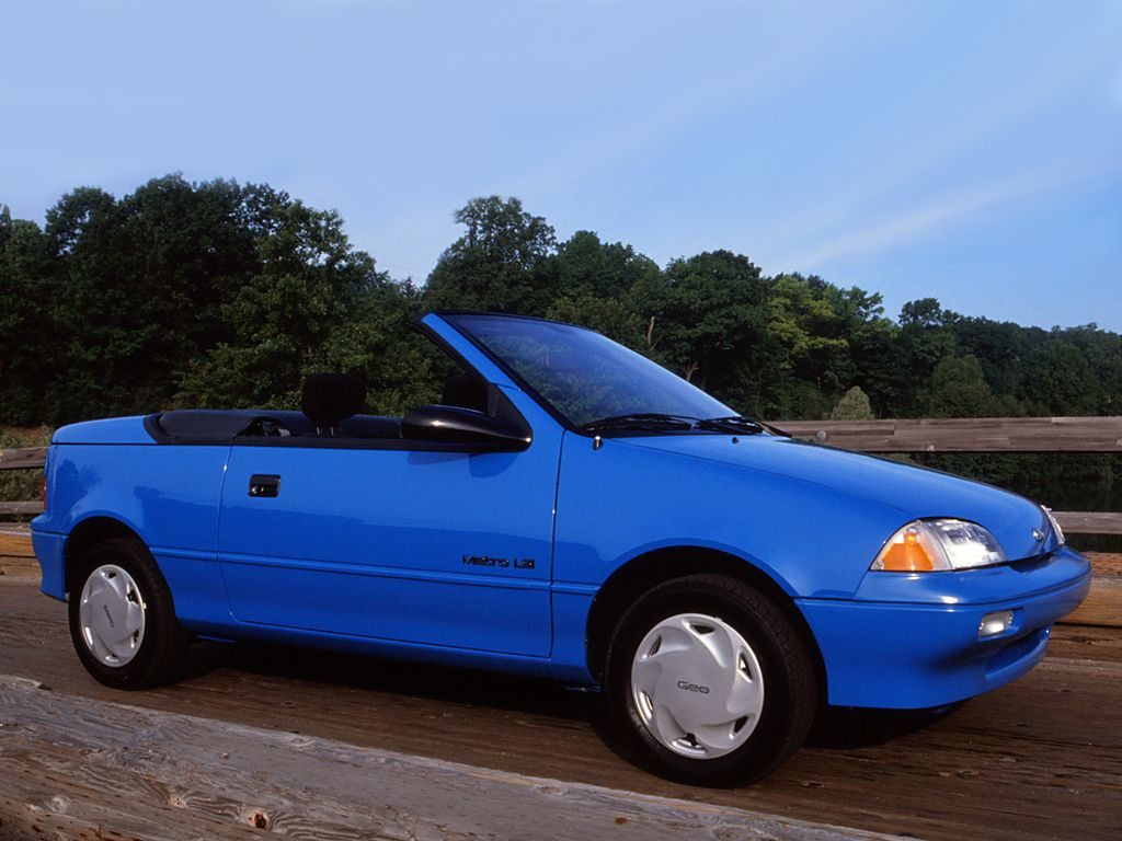1990 Geo Metro Lsi Adding To Dream Cars List Along With Yugo